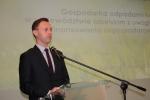 Słowa powitania skierował do obecnych przewodniczący Sejmiku Województwa, Michał Mulawa