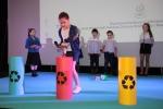 Pokaz dzieci ze Szkoły Podstawowej w Piaskach (fot. Tomasz Makowski/UMWL)