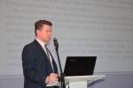 """Praktyczną stronę realizacji """"Planu"""" przedstawił Tomasz Wadas, prezes Zakładu Usług Komunalnych w Puławach (fot. Tomasz Makowski/UMWL)"""
