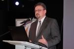 """O pracach nad """"Planem"""" mówił Sławomir Struski, dyrektor Departamentu Rolnictwa i Środowiska (fot. Tomasz Makowski/UMWL)"""
