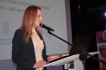 Konferencję moderowała Katarzyna Kremeś, z-ca dyr. Departamentu Rolnictwa i Środowiska (fot. Tomasz Makowski/UMWL)