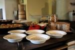 Takim pysznym chłodnikiem częstowali gości kuchmistrzowie ze Stowarzyszenia Lubelskich Kucharzy