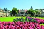 Pałacowy ogród