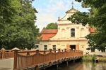 Zwierzyniec - kościół na wodzie Fot. archiwum UMWL