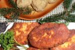 Gotowane i smażone kotlety rybne z Sugrów