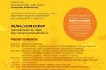 Zaproszenie na spotkanie inauguracyjne cyklu regionalnych wydarzeń pod nazwą Biznes Lubelskie