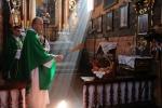 Msza św. była pierwszym punktem niedzielnych uroczystości