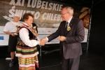 Zwycięzcom piekarniczych konkursów gratulował wicemarszałek województwa Zbigniew Wojciechowski