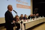 Panel otwarcia - wystąpienie Marszałka Sławomira Sosnowskiego