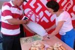 Lubelskie mapki turystyczne cieszyły się w Medyni sporym zainteresowaniem