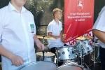 Drugiego dnia festiwalu na scenie w Nałęczowie odbywał się też Wojewódzki Przegląd Orkiestr Dętych Ochotniczych Straży Pożarnych. Oczywiście pod patronatem marszałka województwa