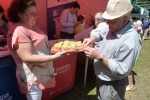 Na stoisku regionu lubelskiego serwowaliśmy m.in. takie pyszne kanapki