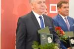 Marszałek Sławomir Sosnowski podczas uroczystości