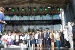 Nagrodzeni podczas podkarpackiej odsłony festiwalu w Narolu