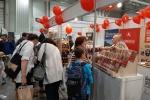 Zarówno oferta kiermaszowa, jak i bezpłatne degustacje cieszyły się niesłabnącym zainteresowaniem gości odwiedzających łódzkie targi