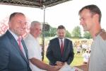Wyróżnienia dla Roberta Janowskiego z Ludwinowa (fot. Tomasz Makowski/UMWL)