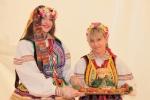 W kategorii gastronomia zwyciężyły Teresa Puzia i Jolanta Gawryluk z Koła Aktywnych Kobiet z Łobaczewa Małego (fot. Tomasz Makowski/UMWL)