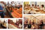 W kulinarnym święcie udział wzięło około pięćdziesięciu wystawców