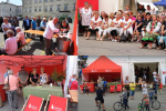 Tegoroczny finał NKD odbywał się na placu przed Pałacem Zamoyskich w Zamościu