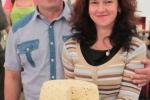 Dorota i Jerzy Moniowie to nie tylko świetni ekogospodarze, ale i producenci doskonałych serów (fot. Tomasz Makowski/UMWL)