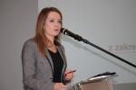 Seminarium moderowała Katarzyna Kremeś, z-ca dyr. DRiŚ