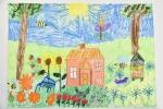 III miejsce w kategorii przedszkolnej: Natalia Cygan, lat 5, Zespół Szkół w Urszulinie