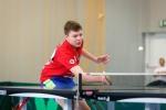 tenisista stołowy podczas meczy w ramach OOM