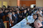 Sala OSP w Piaskach była wypełniona po brzegi.