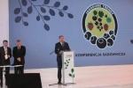 Wicemarszałek Grzegorz Kapusta otwiera konferencję (fot. Tomasz Makowski/UMWL)