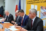 Podpisanie umów o dofinansowanie 4