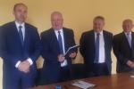 Podpisanie umowy w ramach projektu Rozwój E-usług w poprzez wdrożenie kompleksowego rozwiązania teleinformatycznego i aplikacyjnego