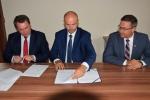 """Podpisanie umowy w ramach działania 2.1 Cyfrowe Lubelskie pod tytułem """"e-Szpital – rozbudowa infrastruktury i systemów informatycznych w SPZOZ w Kraśniku"""""""
