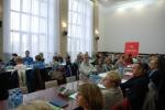 Uczestnicy konferencji w Chełmie