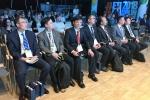 Delegacja z Politechniki Henańskiej podczas ETI 2018