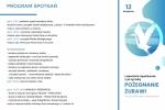 Program spotkania 12 września 2020 r. w Urszulinie