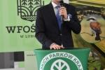 Laureatom gratulował i nagrody wręczał Sebastian Trojak, Członek Zarządu Województwa Lubelskiego