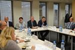 Posiedzenie Prezydium Wojewódzkiej Rady Dialogu Społecznego w dniu 27 października 2017 r.