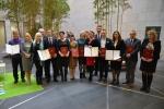 Członkowie trzeciej kadencji Rady Działalności Pożytku Publicznego.