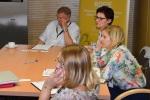 Uczestnicy Otwarcie szkolenia w ramach projektu ROSIE