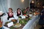 Stół ryb KGW z Moszczanki (fot. Beata Gajak/UMWL)
