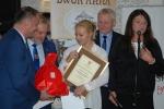 Nagrody zwycięzcom wręczał wicemarszałek województwa Grzegorz Kapusta (fot. Beata Gajak/UMWL)