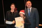 Milena Kosowska zdobyła wyróżnienie w starszej grupie wiekowej (fot. Tomasz Makowski/UMWL)