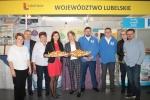 Na stoisku regionu lubelskiego popularności cieszyły się cebularze