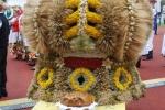 Region lubelski reprezentowało w konkursie wieńcowym rękodzieło KGW z Garbowa