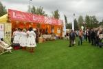 Pochmurną pogodę rozjaśniały koncerty zespołu z Przybysławic