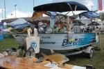 Festiwalowi towarzyszyły promocje tematyki rybackiej