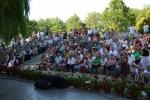 """Opolska publika (© LGD """"Owocowy Szlak"""")"""