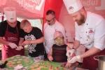 Atrakcje dla dzieci podczas zeszłorocznej edycji festiwalu (fot. Tomasz Makowski/UMWL)