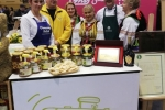 Drugiego dnia targów na stoisko zaprosiliśmy też kucharza ze Stowarzyszenia Lubelskich Kucharzy