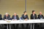 Spotkanie delegacji z Telemarku z reprezentantami lubelskiego środowiska akademickiego. (fot. UMWL)